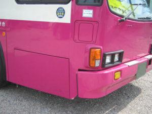 大型バス全塗装