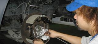 ブレーキ修理・交換
